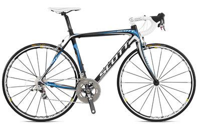 Scott Addict R15 2011 Road Bike