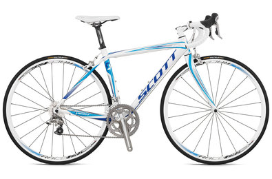 Scott Contessa Speedster 15 Triple 2011 Womens Road Bike