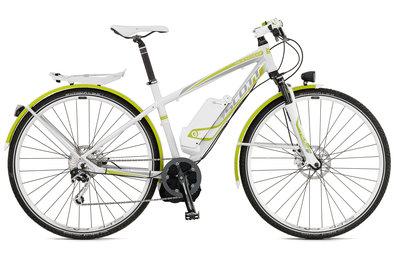 Scott E-Sportster Solution 2011 Electric Bike