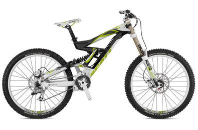 Scott Gambler 20 2011 Mountain Bike