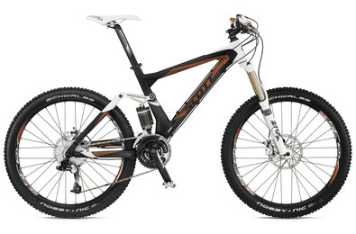 Scott Genius 30 2011 Mountain Bike