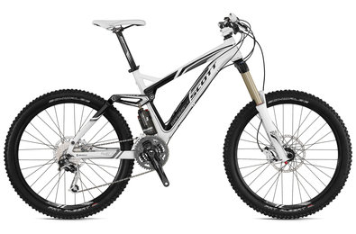 Scott Genius LT 40 Mountain Bike