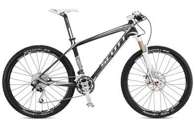 Scott Scale 30 2011 Mountain Bike