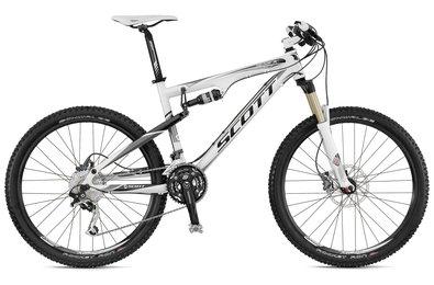 Scott Spark 50 2011 Mountain Bike