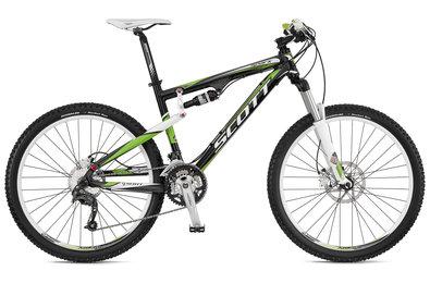 Scott Spark 60 2011 Mountain Bike