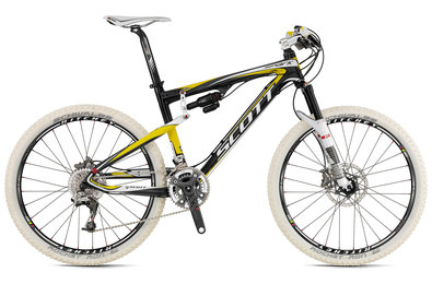 Scott Spark RC 2011 Mountain Bike