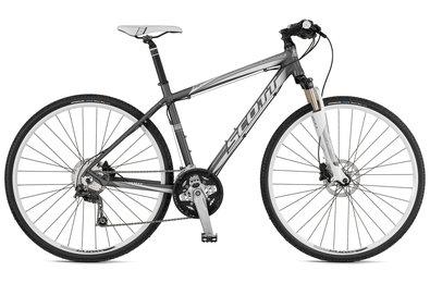 Scott Sportster 30 Hybrid Bike