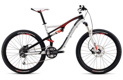 Specialized Camber FSR Elite 2011 Mountain Bike