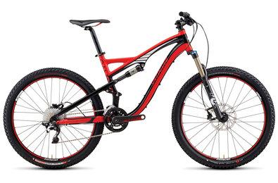 Specialized Camber FSR Pro 2011 Mountain Bike