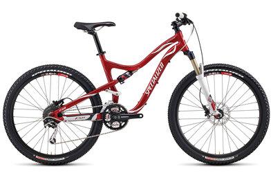 Specialized Myka FSR Elite 2011 Women's Mountain Bike