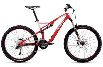 Specialized Stumpjumper FSR Comp Mountain Bike
