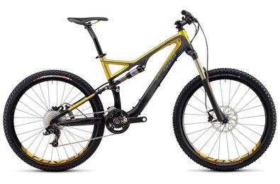Specialized Stumpjumper FSR Pro Carbon Mountain Bike