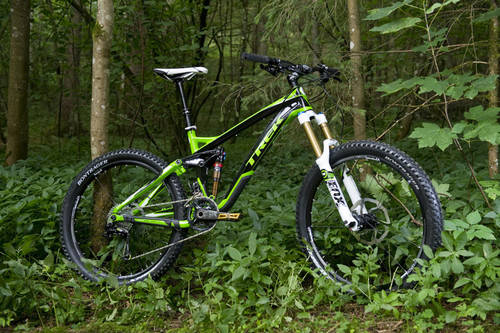 The different styles of Specialized Mountain Bike