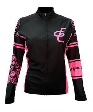 Figata Ciclismo Long-Sleeve Jersey for Women