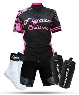 Figata Ciclismo Cycling Kit for Women