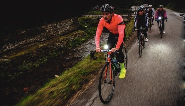 Winter Cycling Lights Image by Cycling Weekly