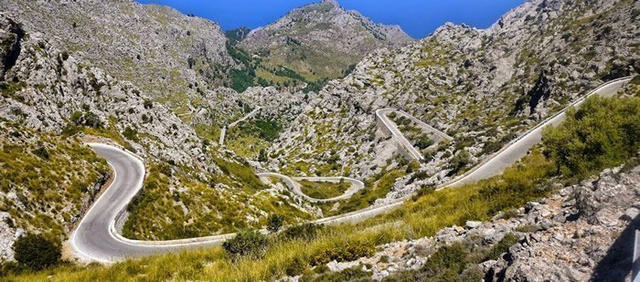 Mallorca Cycling Training Camps Sa Calobra