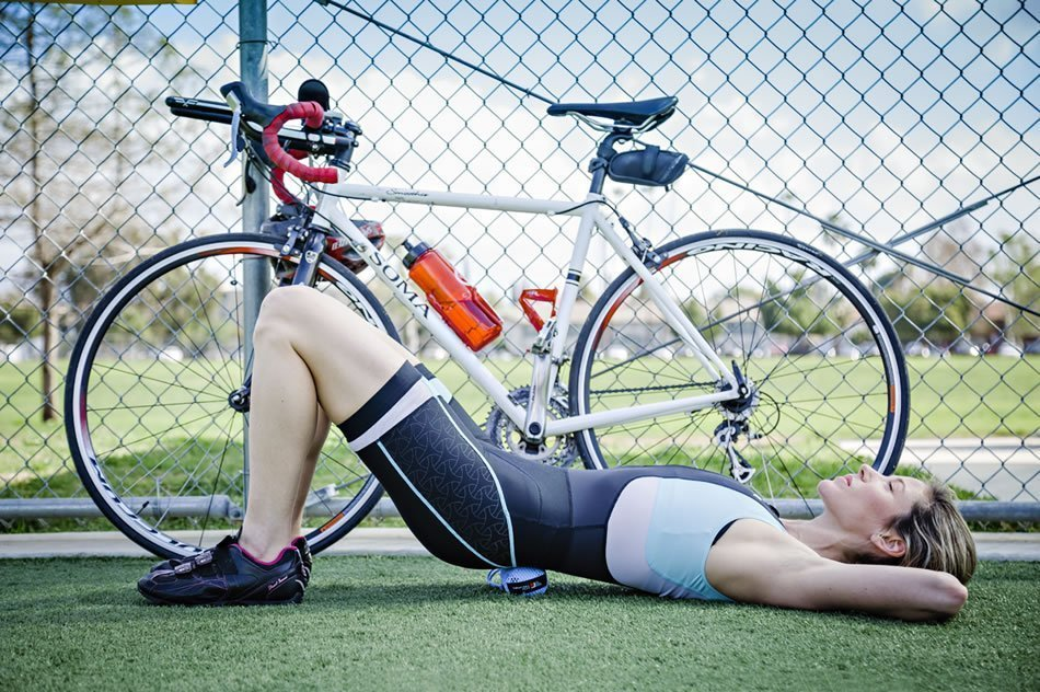 Post Cycling Yoga Positions