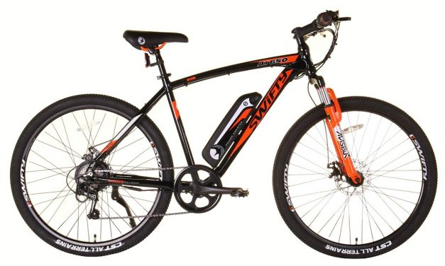 Swifty Electric Mountain Bike Review